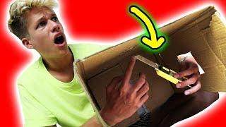 Was ist in der BOX !? 🔪😱 (Challenge)