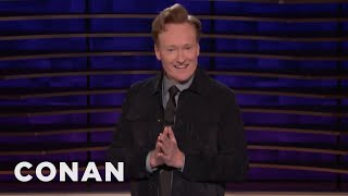 The 3-Month CONAN Shutdown Is Officially Over