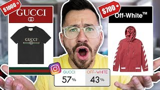 Fans Spend My Money for 24 Hours!! **BUYING RANDOM DESIGNER OUTFITS FROM INSTAGRAM POLLS**