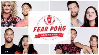 We're Having a Fear Pong Tournament! | Fear Pong | Cut