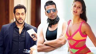 Salman Khan OPENS On His Disease - Trigeminal Neuralgia, Katrina In Salman-Akshay