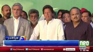 Pakistan News Headlines - 29 March 2017 - 8:00PM