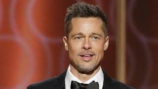 Brad Pitt Says He