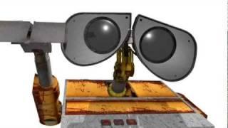 E128 Final Project: WALL-E