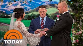 Watch Jordan And Kyle Get Married Live On TODAY | TODAY