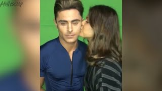Did Zac Efron & Alexandra Daddario Find LOVE On The Set Of Beywatch!?