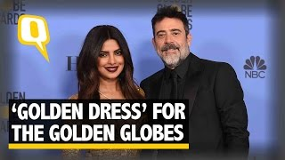 The Quint| Priyanka Chopra brings 'the Gold' to the Golden Globes