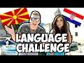LANGUAGE CHALLENGE | MACEDONIAN VS. CROA...mp3