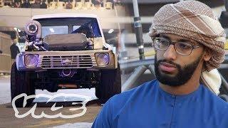 Off-Roading Abu Dhabi's