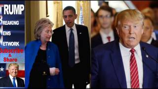 OH NO! Obama Hid Spies In Trump's White House, Now They Are Doing UNTHINKABLE For Hillary Clinton