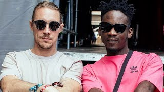 Mr Eazi - Open & Close ft. Diplo (Official Audio)