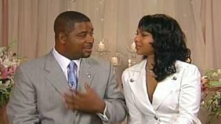 Lisa Raye wedding video invitation