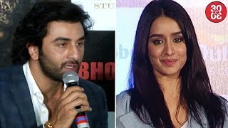 Ranbir Reveals About His Photo-shoot With Alia | Shraddha Is Excited About Working With Prabhas