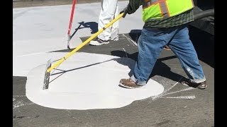 Painting The Streets White