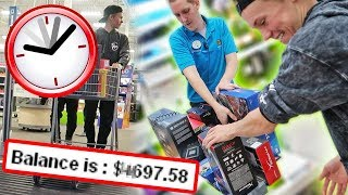 I spent $5,000 at Bestbuy in 15 Minutes... **GIANT GIVEAWAY**