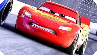 CARS 3 - TRAILER # 3 (Pixar Animation Movie, 2017)