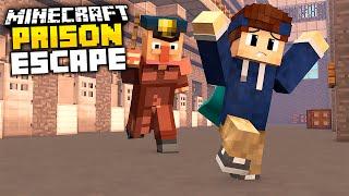 ICH BRECHE AUS!! | Minecraft Prison Escape