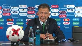 MEX v RUS -  Juan CARLOS OSORIO - Mexico Post-Match Press Conference