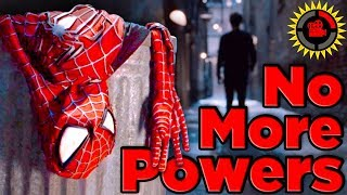 Film Theory: The Spiderman 2 Mystery! Why Spiderman Lost His Powers!