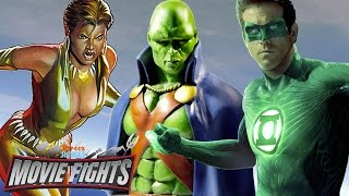 Who Should Join The Justice League? - MOVIE FIGHTS!