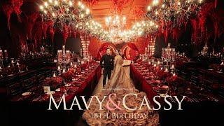 Mavy and Cassy Legaspi
