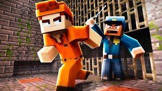 AUS DIESEM GEFÄNGNIS ENTKOMMT NIEMAND! (Minecraft)