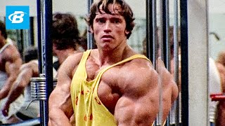 Best Bodybuilder of All Time | Arnold Schwarzenegger