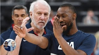Team USA is going to cruise to the gold medal – David Jacoby | Jalen & Jacoby