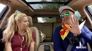 Carpool Karaoke: Shakira + Trevor Noah