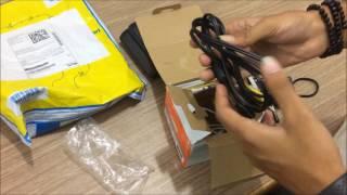 UNBOXING SONY CYBERSHOT DSC-W830 CAMERA