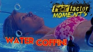 Fear Factor Moments   Water Coffin