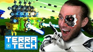 WE HAVE THE YUGE WHEELS?! - TerraTech #4