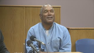 Freed: O.J. Simpson To Be Paroled From Prison