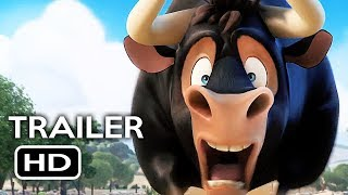 Ferdinand Official Trailer #4 (2017) John Cena Animated Movie HD