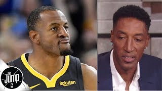 Scottie Pippen agrees with Andre Iguodala: Nobody