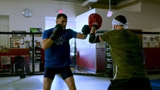 UFC 241: Stipe Miocic - Fighting Spirit   Presented By Modelo