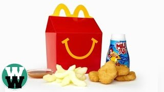 20 Saddest Happy Meal Toys Ever