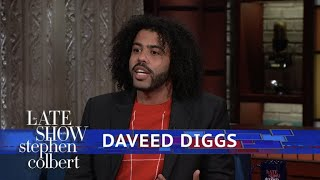 Daveed Diggs Doesn