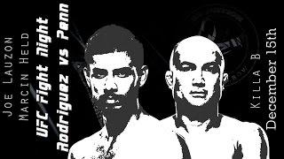 The MMA Vivisection - UFC Phoenix: Penn vs. Rodriguez picks, odds, & analysis