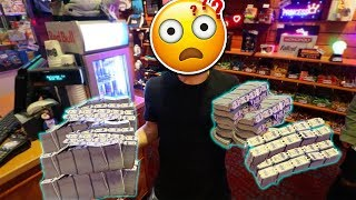 KICKED OUT OF ARCADE FOR WINNING MEGA JACKPOTS! UNLIMITED TICKETS HACK!