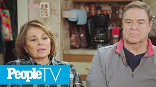 Roseanne Barr On The Controversial Ending To