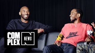 Kendrick & Kobe Talk About Their Evolution to Greatness at ComplexCon 2017