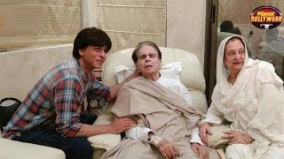 Dilip Kumar Was Hospitalized Recently, Shah Rukh Pays Him A Visit | Bollywood News
