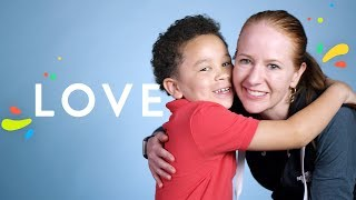 100 Kids Describe Love