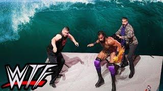 WWE RAW WTF Moments (6 August) | Ronda Rousey Debut Match & Paul Heyman