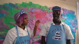 Diplo - Worry No More (Feat. Lil Yachty & Santigold) (Behind The Scenes)