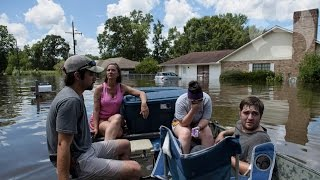 Cajun army: how a displaced community fought back after the Louisiana floods