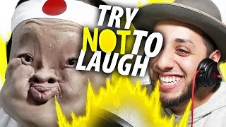 TRY NO TO LAUGH BATTLE - mit Danergy [NEUES FORMAT]
