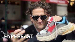 What People Actually Think of the Balenciaga Triple S Trainer