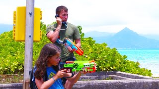 Nerf Zombie War 2: The Infection